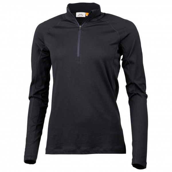 Lundhags - Women's Gimmer Merino Light 1/2 Zip - Merino-ondergoed