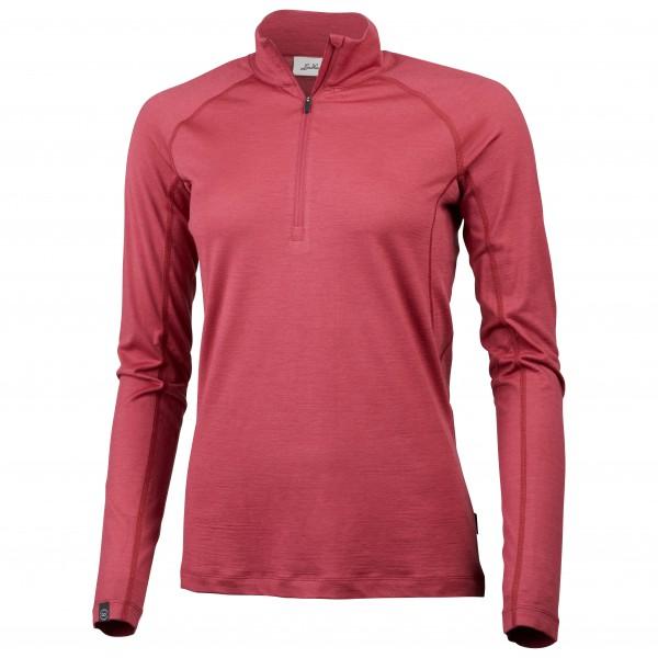 Lundhags - Women's Gimmer Merino Light 1/2 Zip - Merino undertøj