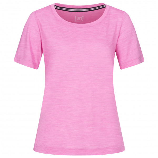 super.natural - Women's Essential Scoop Tee - Underkläder merinoull