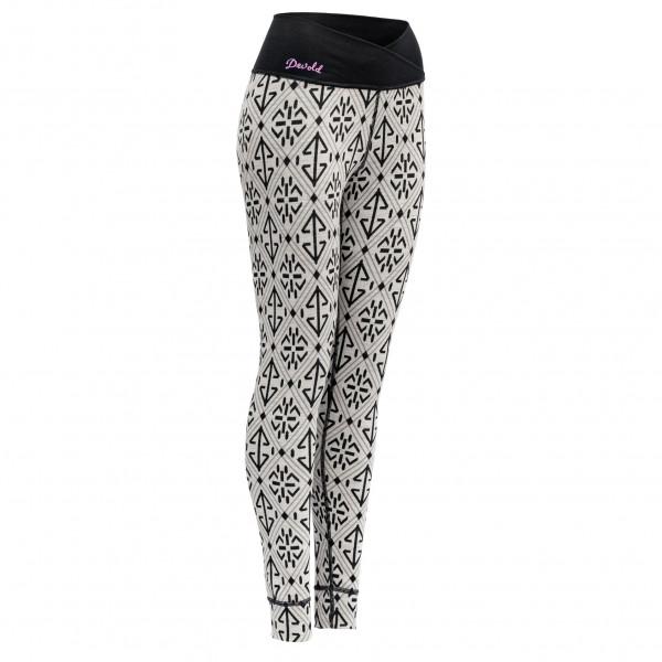 Devold - Women's Liadalsnipa Long Johns - Underkläder merinoull