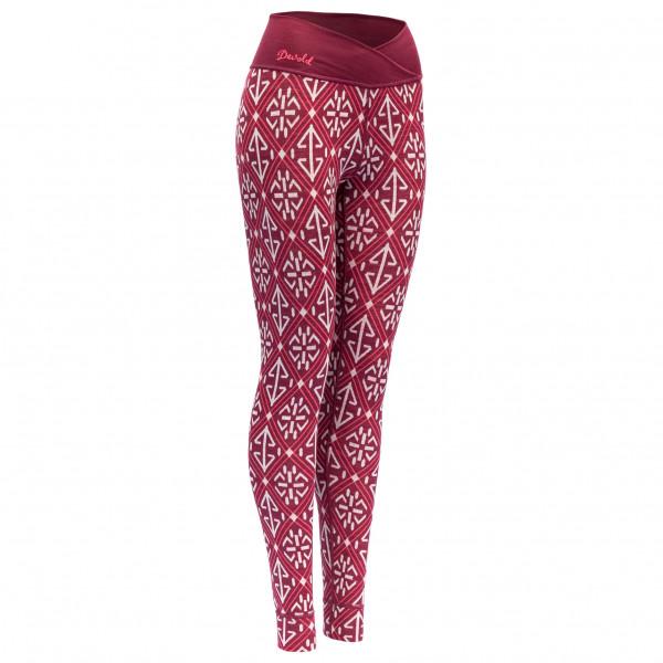 Devold - Women's Liadalsnipa Long Johns - Merino undertøj