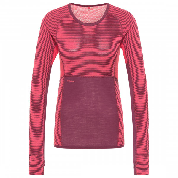 Devold - Women's Tuvegga Sport Air Shirt - Merino base layer