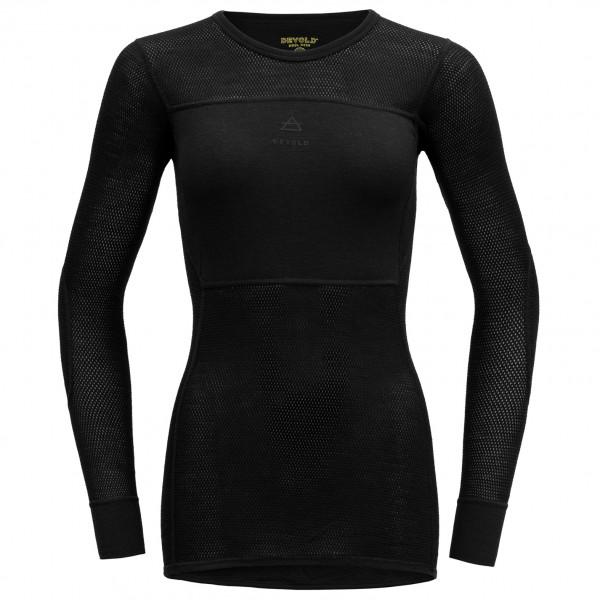 Devold - Women's Wool Mesh Shirt - Underkläder merinoull