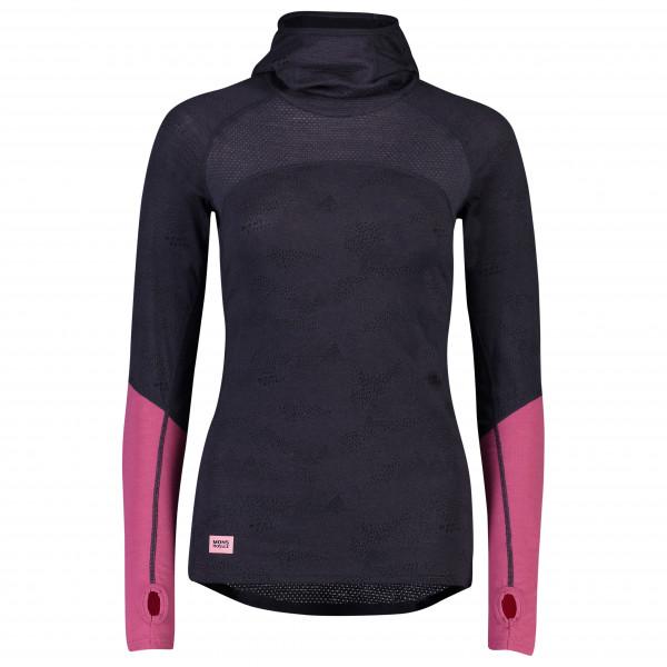 Mons Royale - Women's Bella Tech Flex Hood - Merino ondergoed