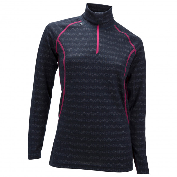Ulvang - Women's 50Fifty 2.0 Turtle Neck with Zip - Merino base layer