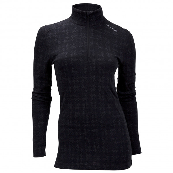 Ulvang - Women's Maristua Turtle Neck with Zip - Merino jumper