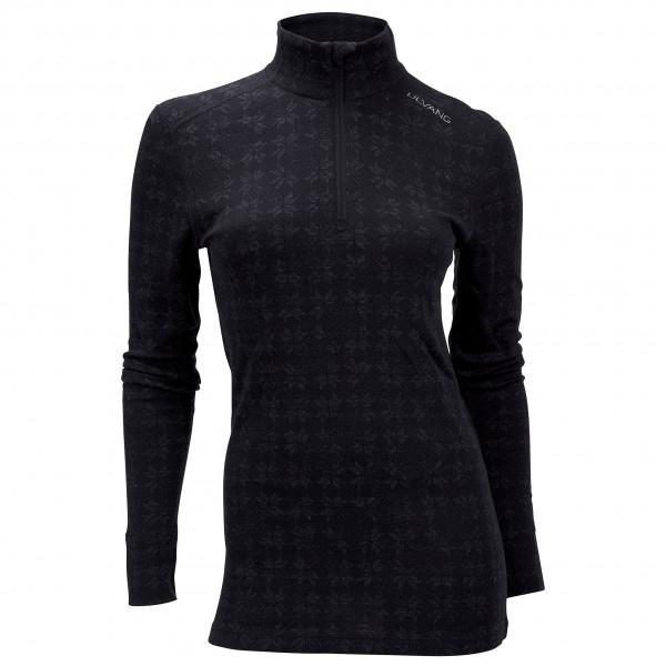 Ulvang - Women's Maristua Turtle Neck with Zip - Merino sweatere
