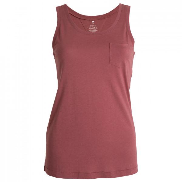 Tufte Wear - Women's Summer Wool Tank Top - Merinovilla-alusvaatteet