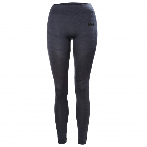 Helly Hansen - Women's HH Lifa Merino Seamless Pant - Underkläder merinoull