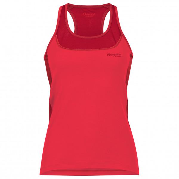 Bergans - Women's Cecilie Active Wool Singlet - Merino ondergoed