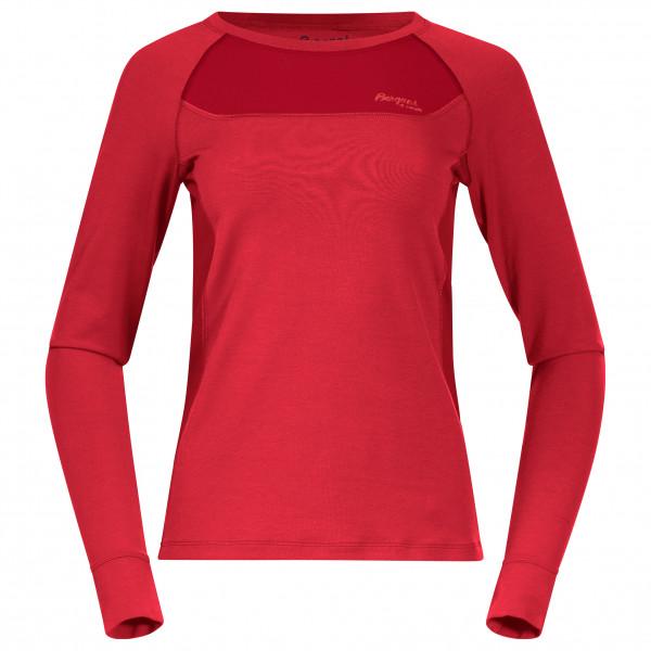 Bergans - Women's Cecilie Wool Long Sleeve - Merino base layer
