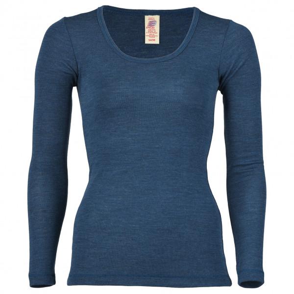 Engel - Damen-Shirt L/S - Perusalusvaatteet