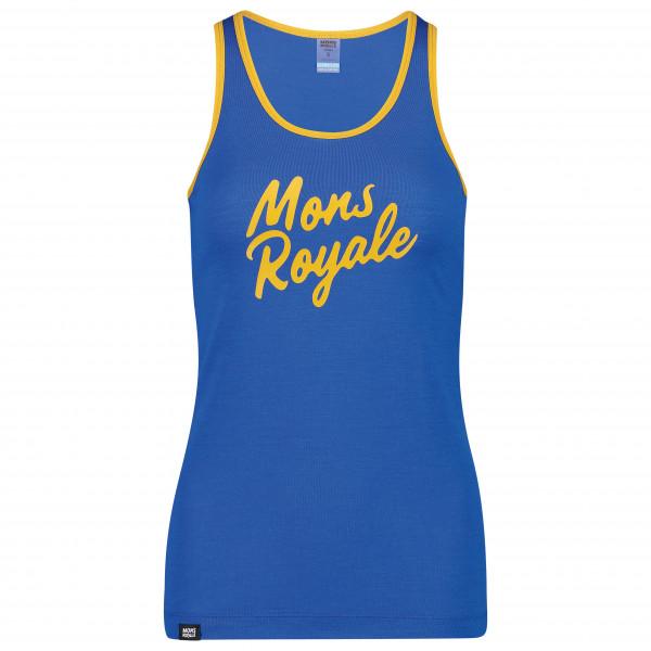 Mons Royale - Women's Icon Tank - Merino-ondergoed