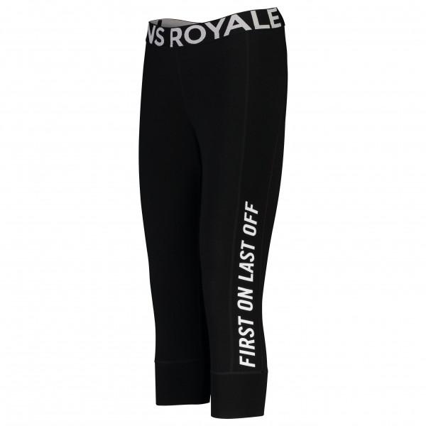 Mons Royale - Women's Christy 3/4 Legging - Merinounterwäsche