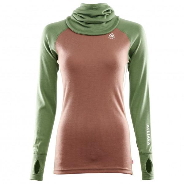 Aclima - Women's Warmwool Hoodsweater - Merinounterwäsche