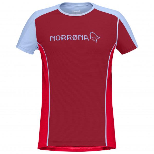 Norrøna - Women's Equaliser Merino T-Shirt - Merino base layer