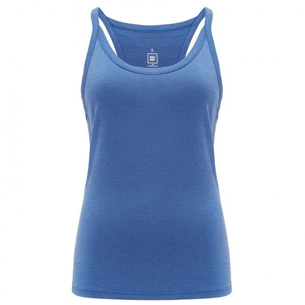 We Norwegians - Women's Snø Racerback Tank - Merino undertøj
