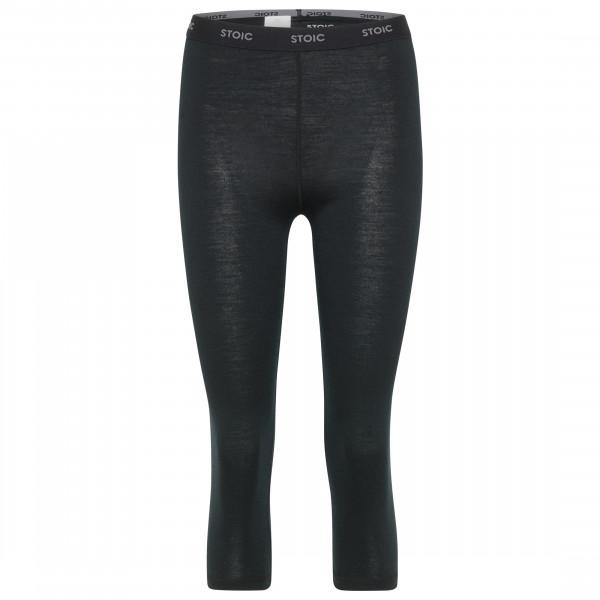 Stoic - Women's Merino180 BjoernenSt. 3/4 Pants - Merinovilla-alusvaatteet