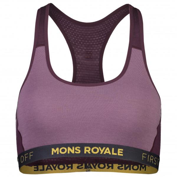 Mons Royale - Women's Sierra Sports Bra - Brassière