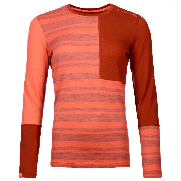 Women's 185 Rock'N'Wool Long Sleeve - Merino base layer