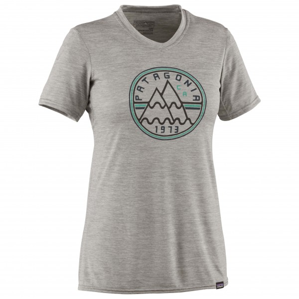 Patagonia - Women's Cap Daily Graphic T-Shirt - T-paidat