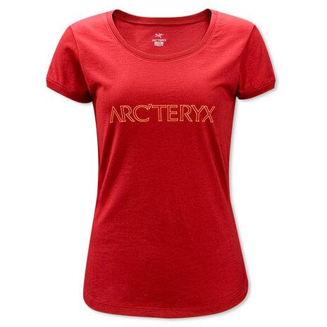 Arc'teryx - Outline Cap Sleeve T