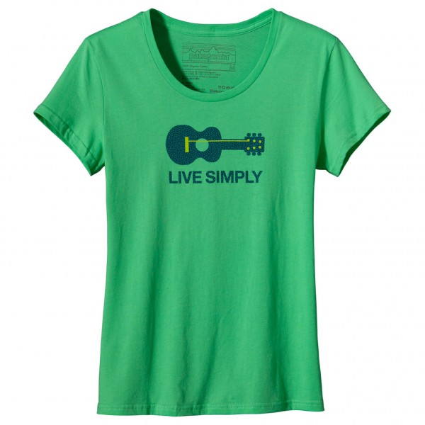Patagonia - Women's Live Simply Guitar T-Shirt