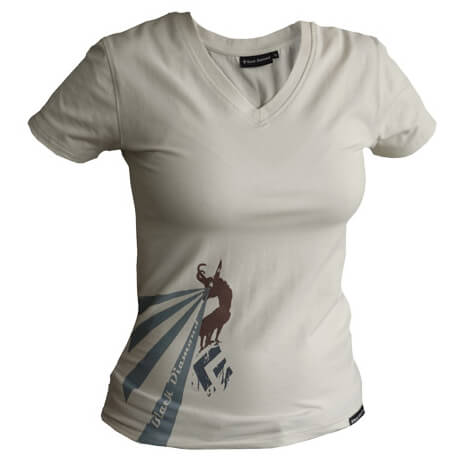Black Diamond - Chamois Tee Women's - T-Shirt