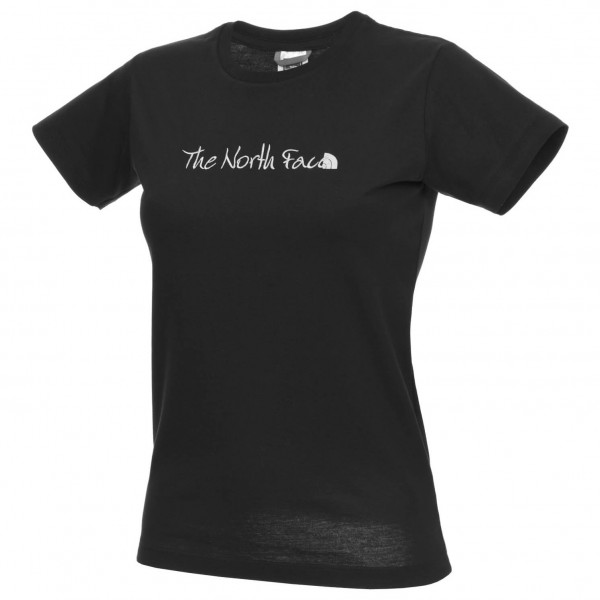 The North Face - Women's S/S Embroidered Logo Tee
