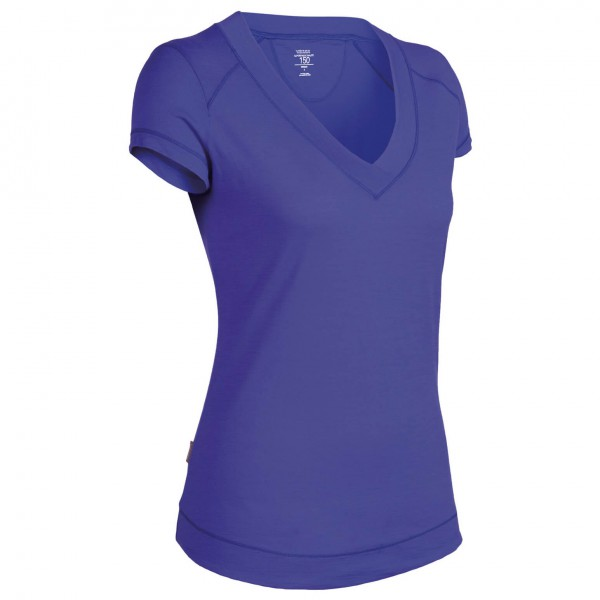 Icebreaker - Women's Superfine 150 S/S Meridian - T-Shirt