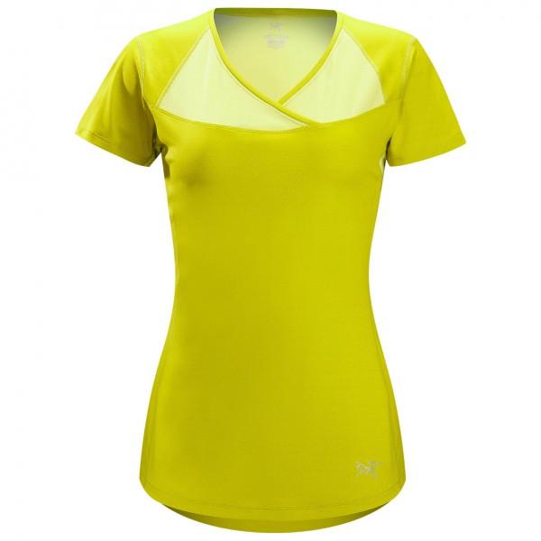 Arc'teryx - Kapta V-Neck SS - Sport-T-shirt