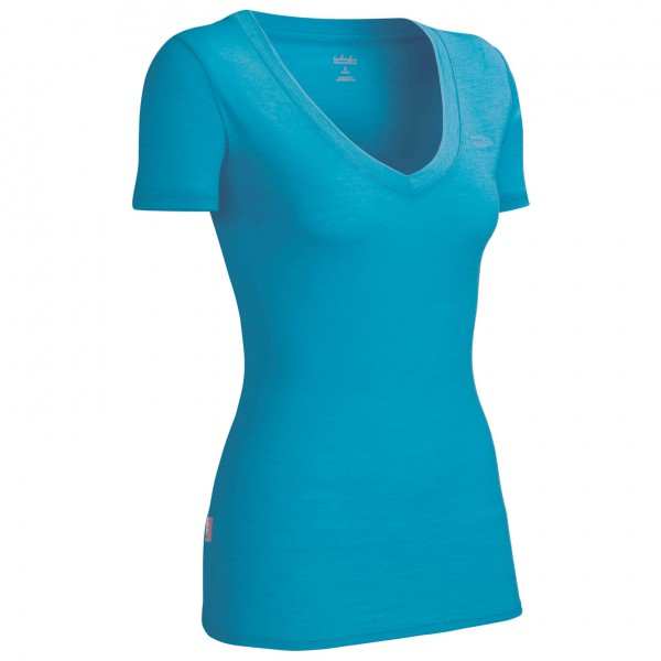 Icebreaker - Women's SF150 SS Tech V - Sport-T-shirt