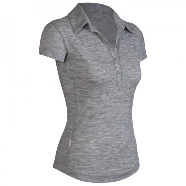 Icebreaker - Women's SF150 Club Polo - Poloshirt