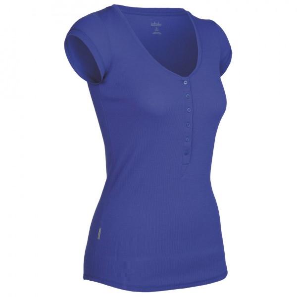 Icebreaker - Women's SS Cruise Henley - T-Shirt