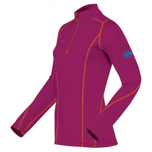 Mammut - Women's Jungfrau Longsleeve - Tekninen paita