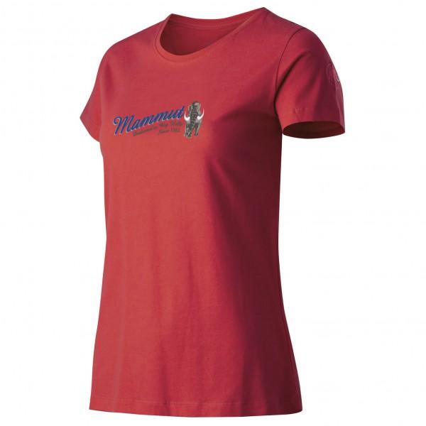 Mammut - Women's Elyse - T-Shirt