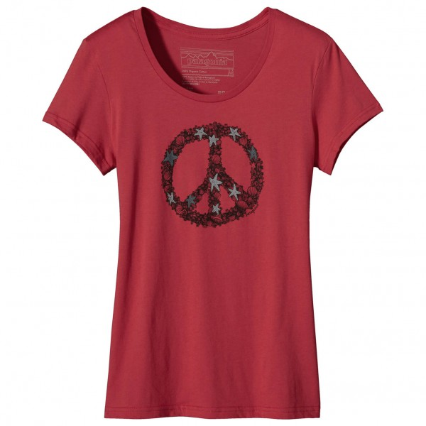 Patagonia - Women's Peace Sign - T-Shirt