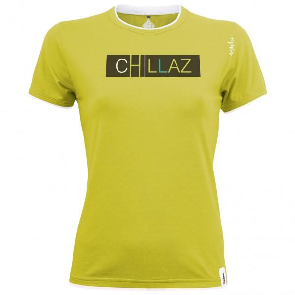 Chillaz - Women's Luna Logo Style - T-Shirt