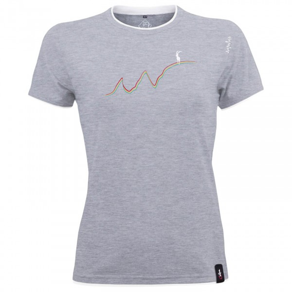 Chillaz - Women's Tonsai Beach Alpensteinbock - T-Shirt