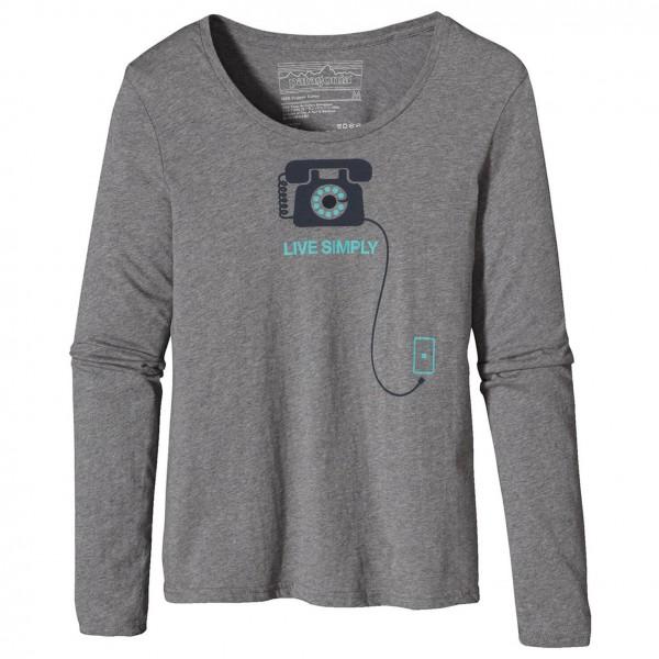 Patagonia - Women's L/S Live Simply Tele Shirt - Longsleeve