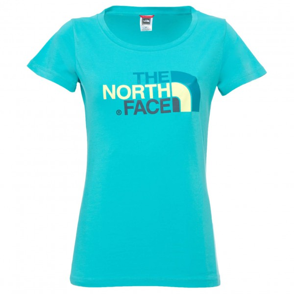 The North Face - Women's S/S Easy Tee - T-paidat