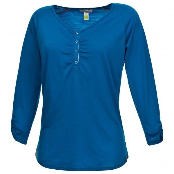 Smartwool - Women's 3/4 Sleeve Henley - Longsleeve