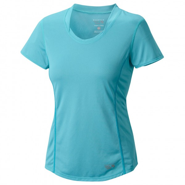 Mountain Hardwear - Women's Wicked Lite S/S T - T-paidat