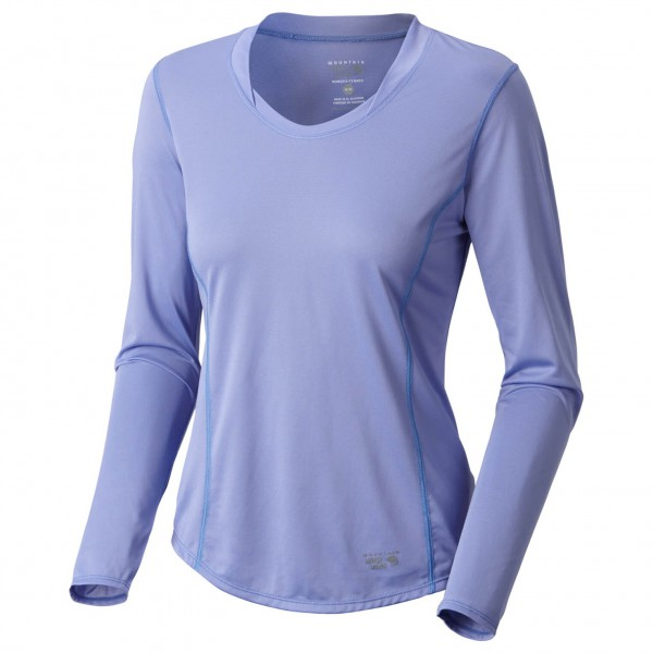 Mountain Hardwear - Women's Wicked Lite L/S T - Long-sleeve