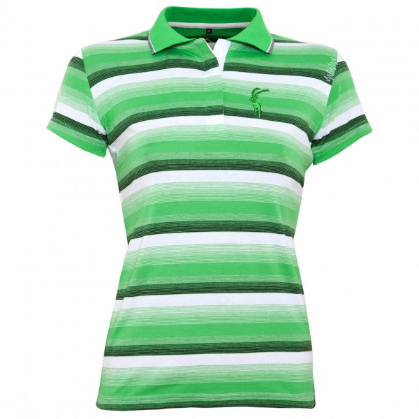 Chillaz - Women's Polo T-Shirt Stripes