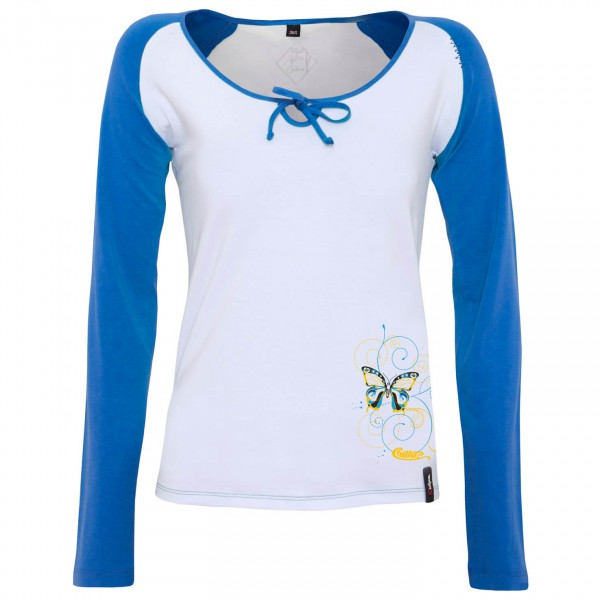 Chillaz - Women's LS Sporty Butterfly