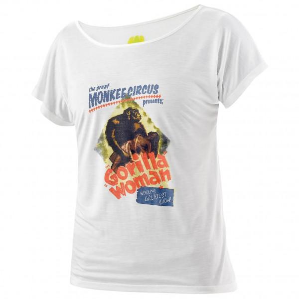 Monkee - Women's Gorilla T-Shirt