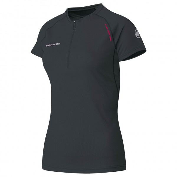 Mammut - Women's MTR 141 Zip T-Shirt