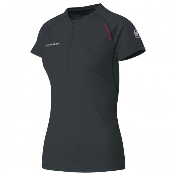 Mammut - Women's MTR 141 Zip T-Shirt