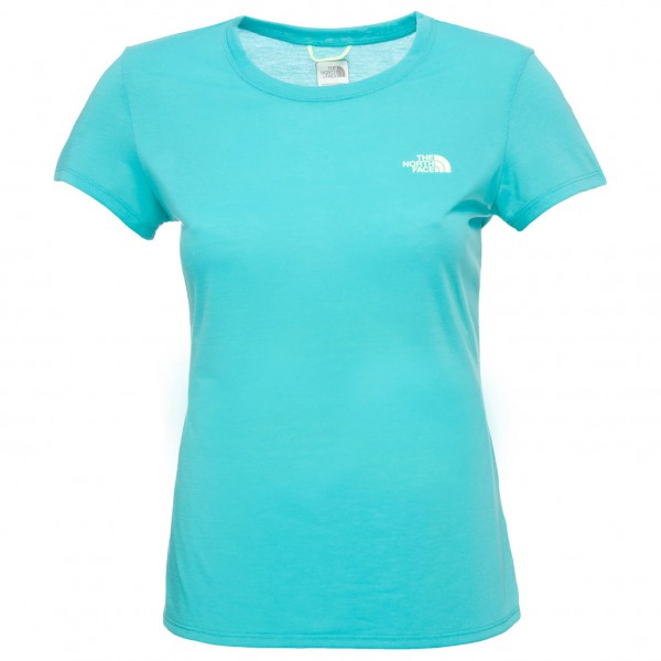 The North Face - Women's S/S Reaxion Crew - T-shirt